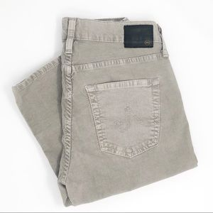 AG Adriano Goldschmied Casey Relaxed Skinny Cords